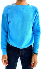 Load image into Gallery viewer, 80s Super Soft Cerulean Sweatshirt