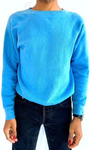 80s Super Soft Cerulean Sweatshirt