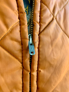 Vintage Butterscotch Liner Jacket
