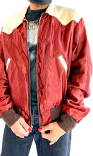 Load image into Gallery viewer, 70s Six Gun Western Satin Bomber Jacket