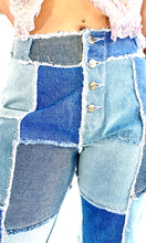 Load image into Gallery viewer, Y2k Zana-Di Patchwork Jeans