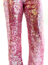 Load image into Gallery viewer, Deadstock 90s Sequin Pants