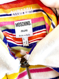 Moschino Jeans Terrycloth Tank