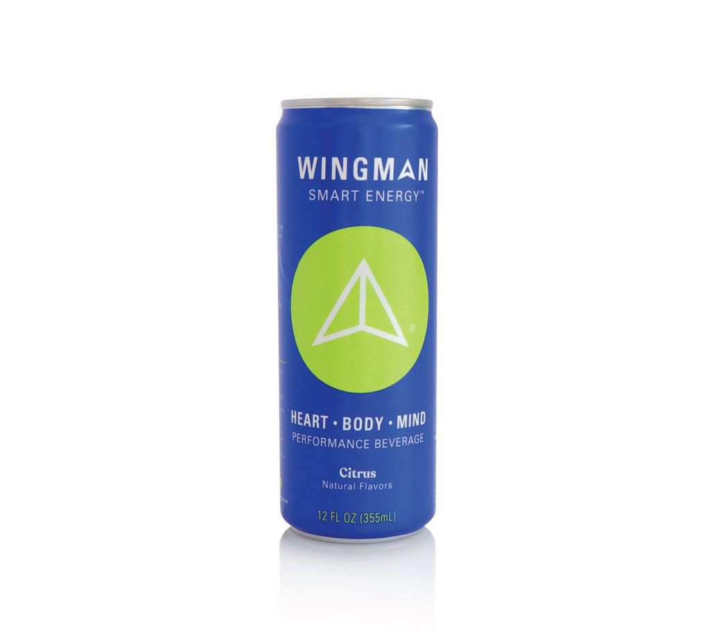 Wingman Smart Energy Citrus (12-pack)
