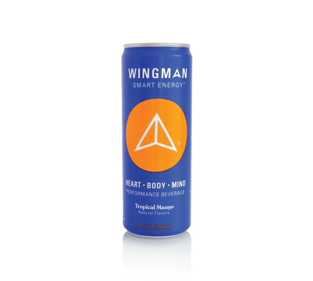 Wingman Smart Energy Tropical Mango (12-pack)