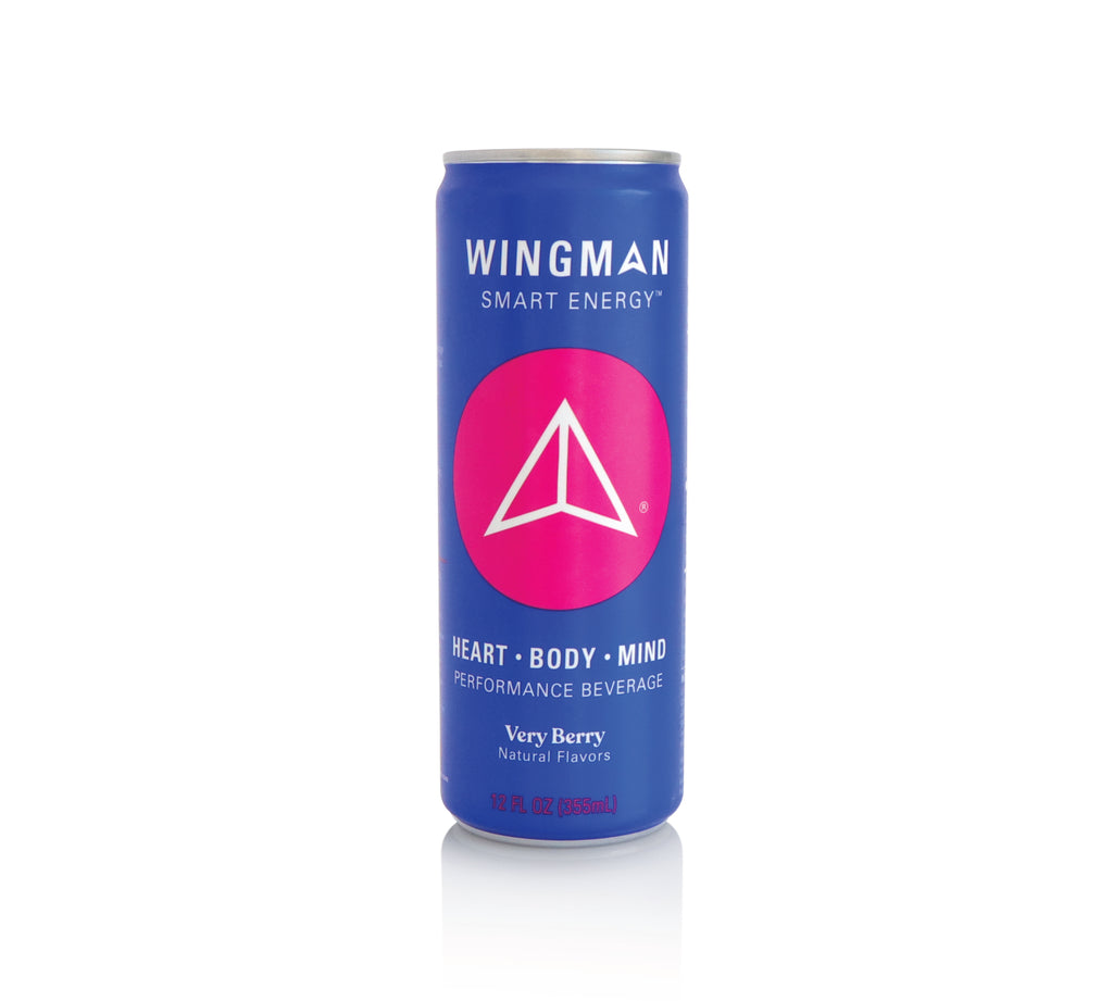 Wingman Smart Energy Very Berry (12-pack)