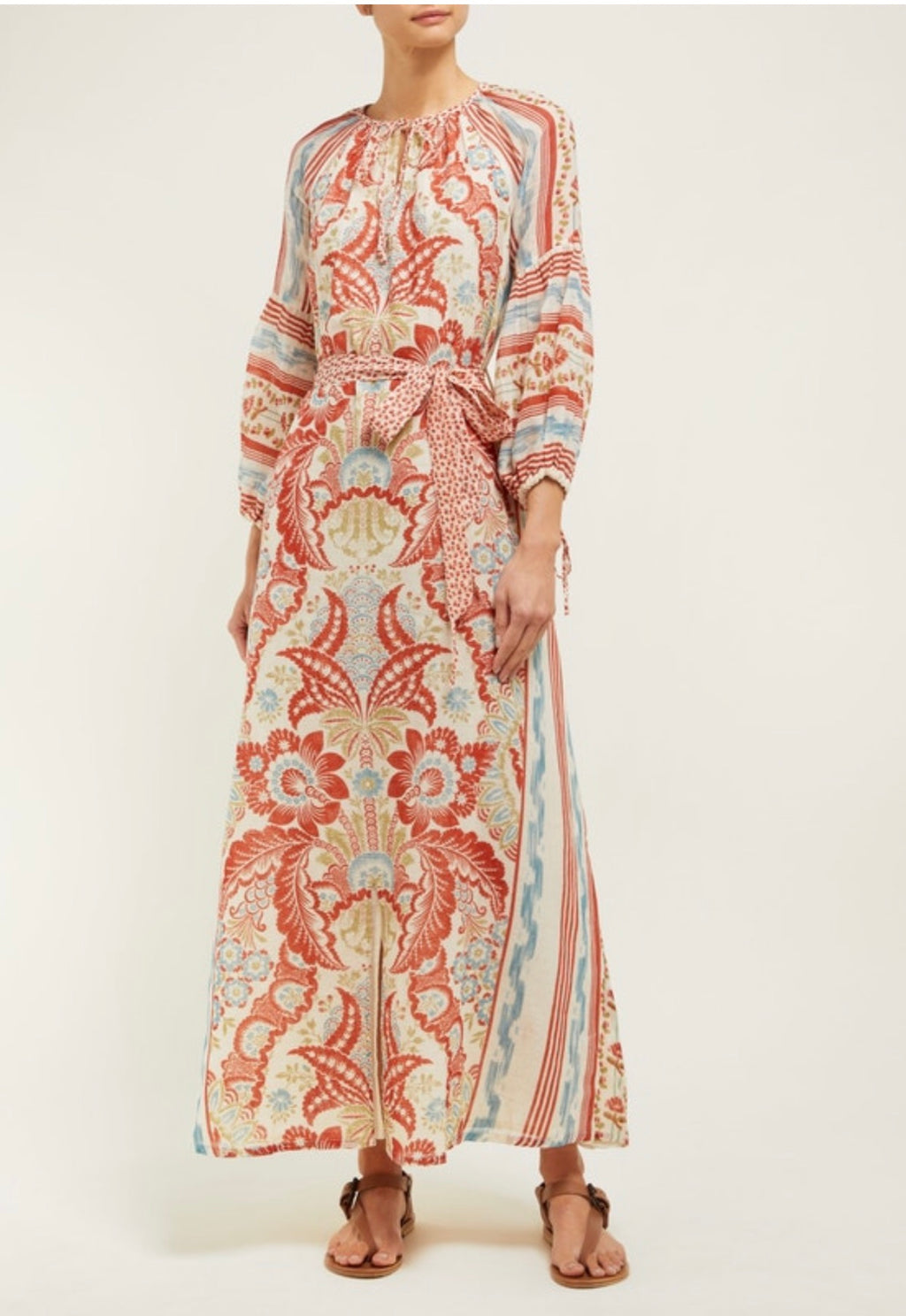 D'Ascoli Georgina Maxi Dress