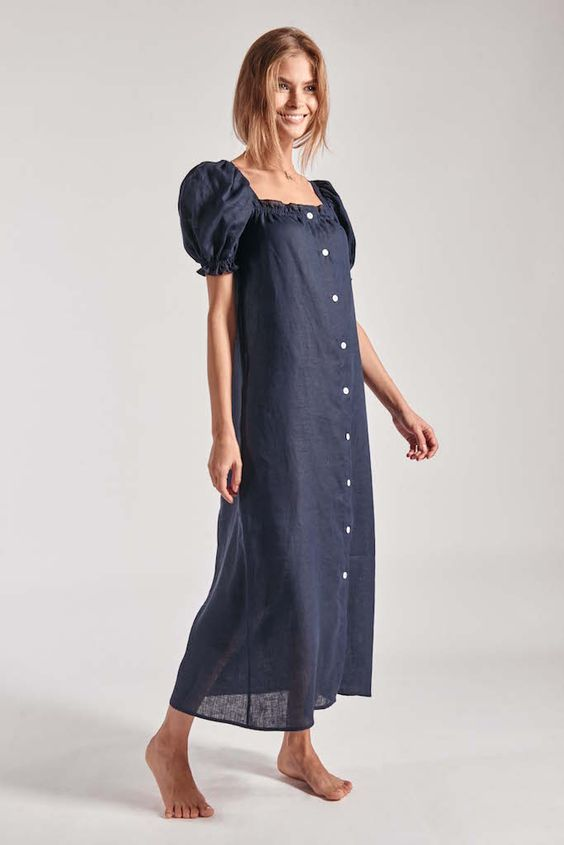 Sleeper Maxi Dress Brigitte