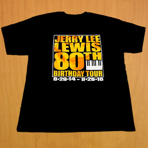 Birthday Tour Tee