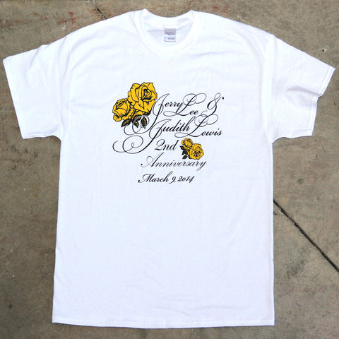 Limited Edition Anniversary Tee