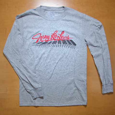 Signature Keys Long Sleeve Tee