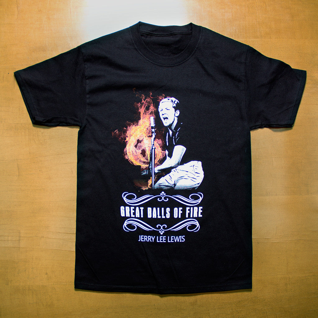Great Balls Of Fire Tee