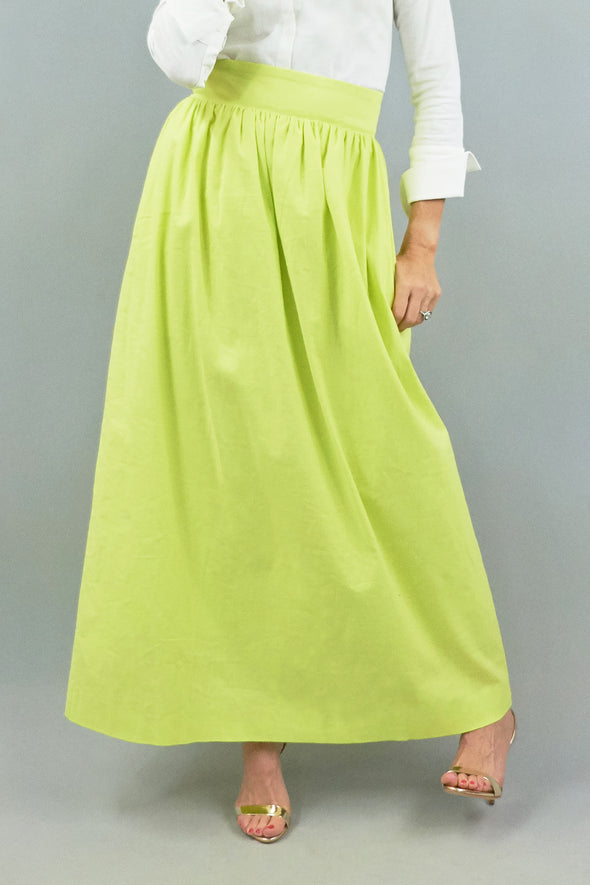Diddle Skirt - Citron