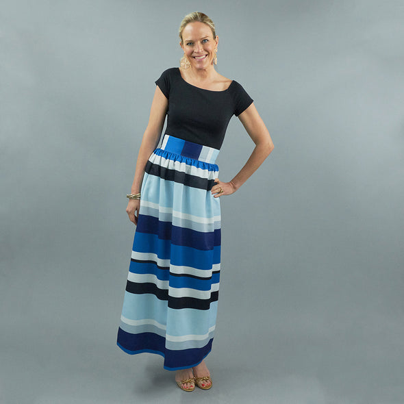 Diddle Ball Skirt - Stripe