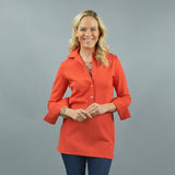 Ivy Tunic - Orange