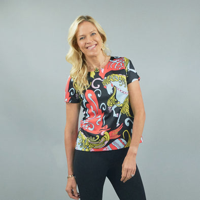Regatta Top - Nouveau Black