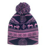 Fairisle Pom Pom Hat (more colors available)