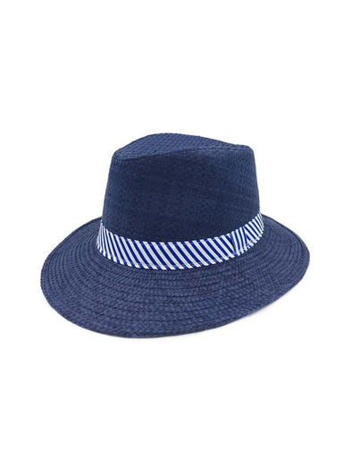 Straw Fedora (more colors available)
