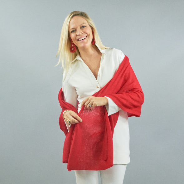 Etteridge Cashmere Wrap