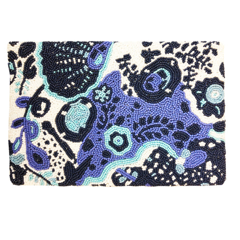 Nina Clutch - Jubilee Print (more colors available)