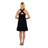 Tamanaco Dress - Black