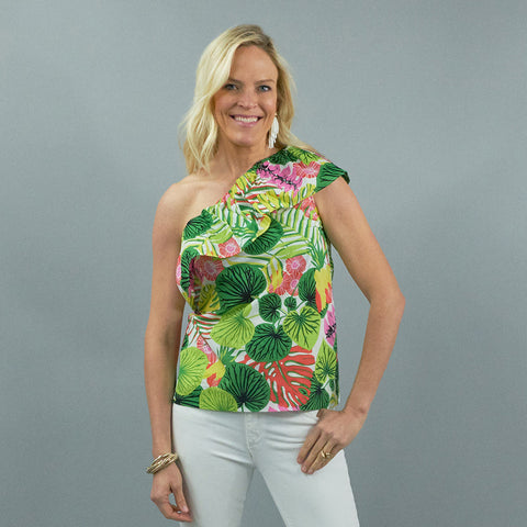 Bandit Top - Botanical