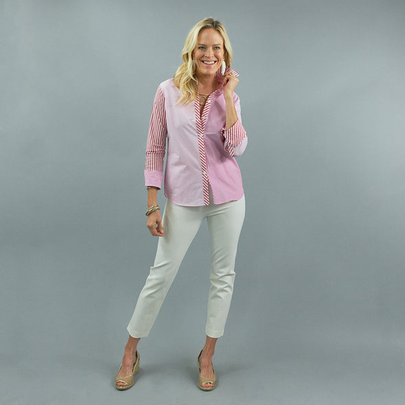 Tenley Shirt - Stripe