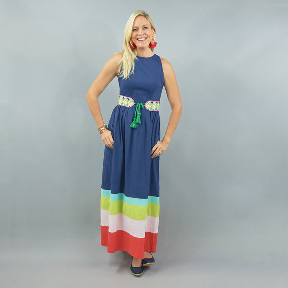 Diddle Dress - Rainbow Multi
