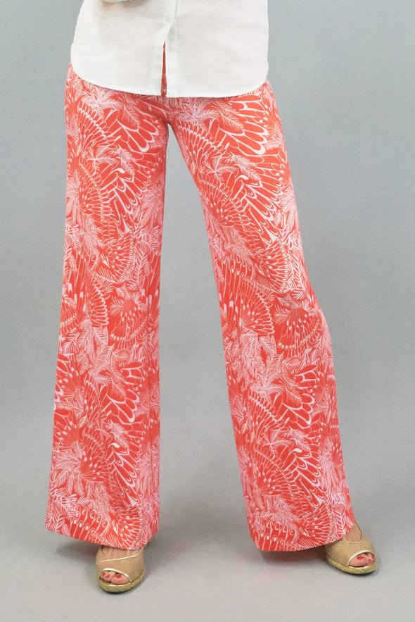 Jaguar Pant - Feathers Red