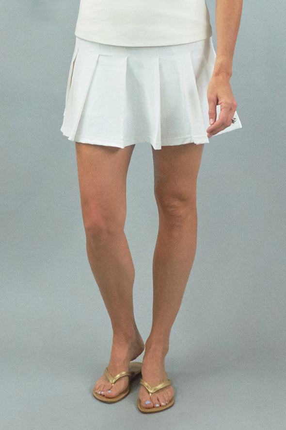 Topsy Skirt - White