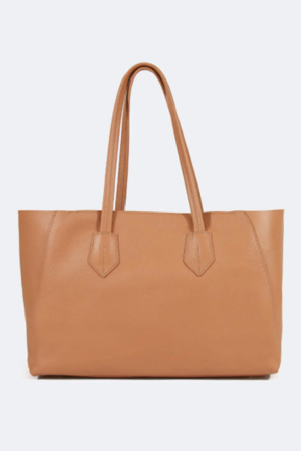 No. 2 The Large Tote Pebble