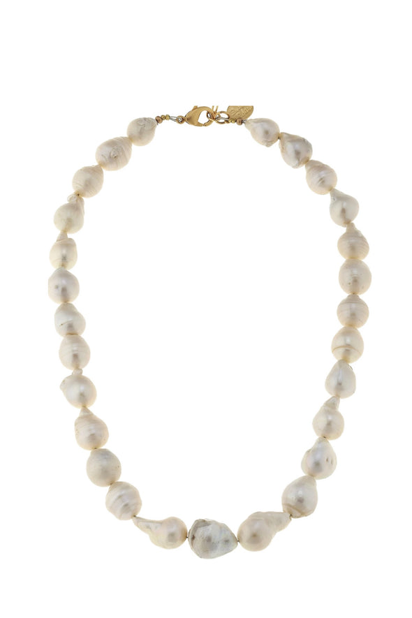 "Susan Shaw 36"" Freshwater Pearl Necklace"