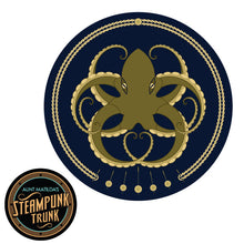 Steampunk Octopus Sticker
