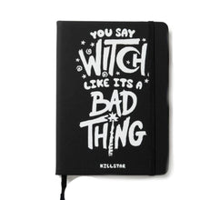 Bad Witch Journal