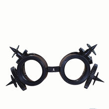 Clear Lens Spike Goggles Black