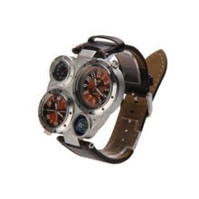 Survivalist Watch Brown