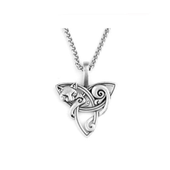 Celtic Familiar Necklace