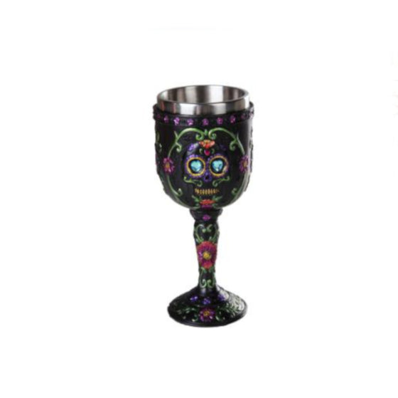 Day of the Dead Goblet