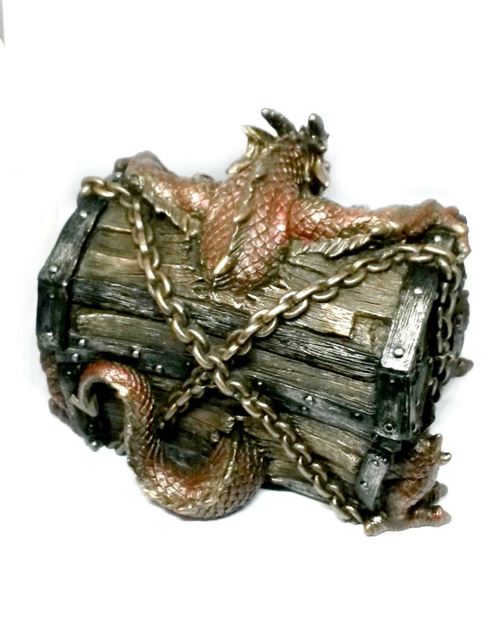 Dragon Breaking out of Chains Box