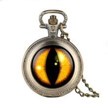 Dragon Eye Pocket Watch
