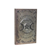 Grimoire: The Book of Spells Journal