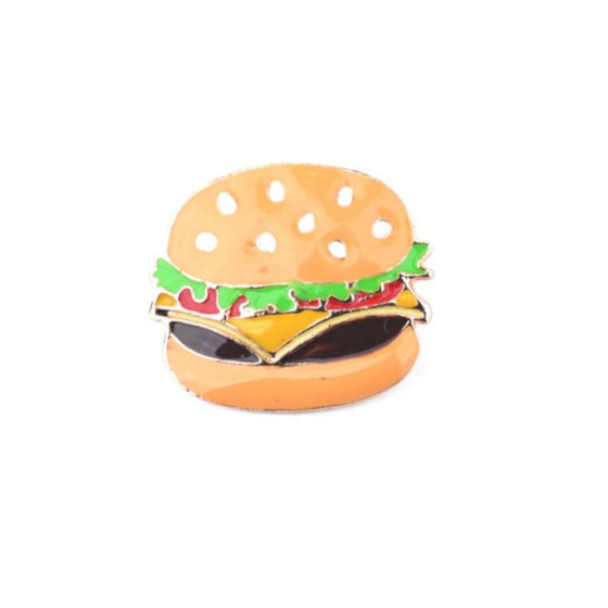 Hamburger Tack Pin