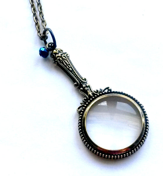 Looking Glass Magnifying Necklace