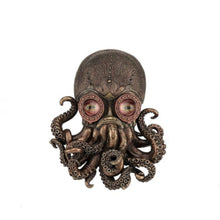 Colorful Octopus Wall Plaque