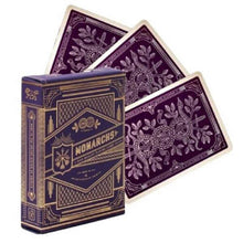 Cards Theory-11 Purple Monarchs