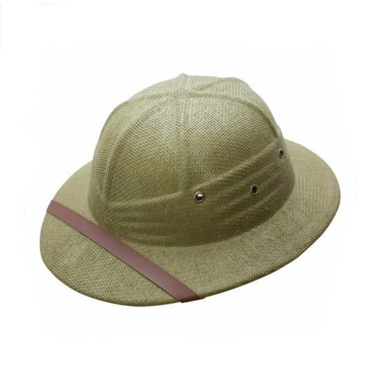Quality Pith Helmet Green