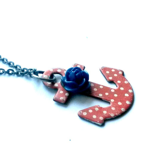 Sailor Jerry Dot Necklace