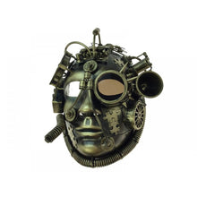 Steampunk Fester Mask