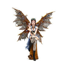 Steampunk Fairy With Bees