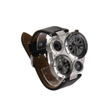 Survivalist Watch Black